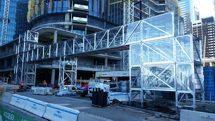 Quality Construction Scaffolding and Height Access Solutions